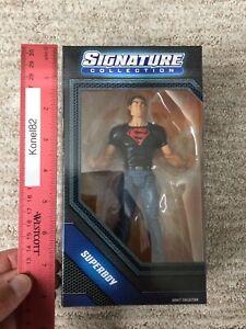 DC Universe Classics Signature Collection Superboy Figure