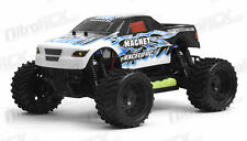 1/16 2.4Ghz Exceed RC Magnet Electric Powered RTR Off Road Truck Fire Blue NEW