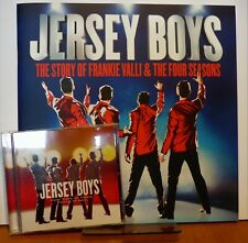 More details for jersey boys, cd & original brochure from 2012 broadway musical at prince edward