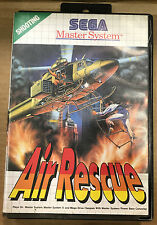 Air Rescue (Sega Master System, 1992)