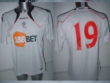 Bolton Wanderers Matchworn 19 Adult Large Shirt Jersey Football Soccer Rodrigo