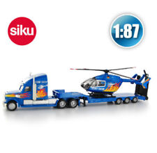 Siku,super series 1853 1:87 helicopter stunt team blue vehicles set