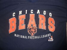 CHICAGO BEARS NFL FOOTBALL JERSEY SHIRT OLD SCHOOL RIDDELL DATED 1996 CLASSIC XL