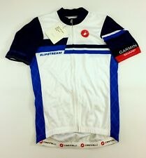 Castelli Men's Slip Stream Garmin Sharp Men's Cycling Jersey Size XS NEW