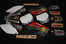 Honda CR 125-250 2002-2007 Ts1 MX Graphics Decals Kit Stickers