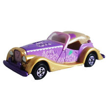 Tomica Disney Motors Dm-08 Dream Star  Rapunzel Mickey Minnie Mouse Diecast Car