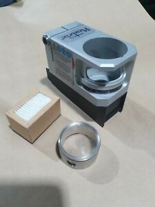 NEUTRIX INELCO Wag 40 - Tungsten Grinder main body ,inspection glass and filter