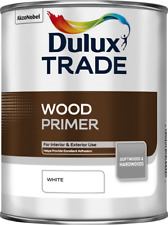 Dulux trade wood primer softwood & hardwood interior and exterior use