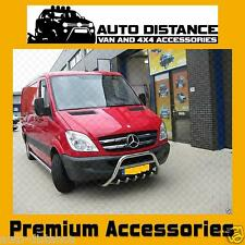 MERCEDES Sprinter W906 Bull Bar Nuge Bar(60 mm) S.Steel 2006-2014