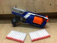 NERF Elite StrongArm N-strike  Strong Arm Free Ammo Rounds