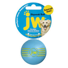 JW Pet iSqueak Ball Dog Toy Small, Assorted Colors