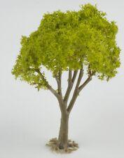Fruit Tree No Fruit 80mm Light Green Pack of 3 by WWS - OO Gauge Scenery Terrain