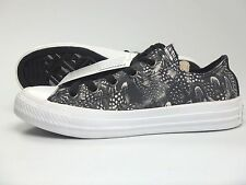 Converse #21287 Chuck Taylor Print All Stars Real Freathers low Damen Gr. 36,5