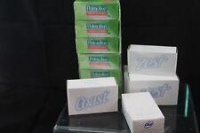 Lot 11 Mixed Bar Soap Palmolive Mild Classic Scent Zest Coast Dial 3.2 & 4 oz