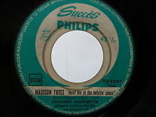 JOHNNY MORISETTE Madison twist / anytime anyplace anywhere B373019F JUKE BOX