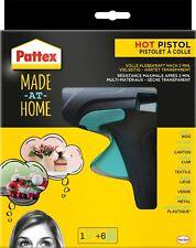 PATTEX Heißklebepistole Starterset inkl. 6 Klebesticks, Made at Home  2236.2001
