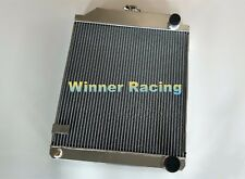 Fit Jaguar Mark VII / VIII / IX ; Mark 7/8/9 MT 1950-1961 aluminum radiator 56mm
