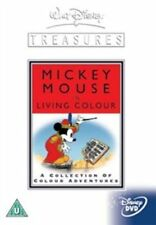 Walt Disney Treasures Mickey in Living Colour - 1935 to 1938 DVD