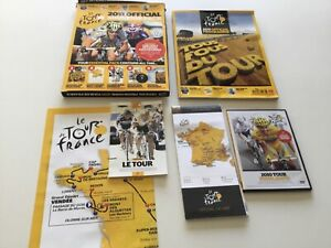 2011 Tour De France Official Programme