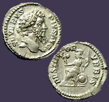 Archaios | Roman Denarius Septimius Severus Roma Restitutor Urbis | Inv#25.2
