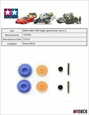 Mini 4wd PRO HIGH SPEED GEAR SET (FOR MS CHASSIS/GEAR RATIO 4:1) Tamiya 15355