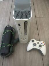 Microsoft Xbox 360 Pro Launch Edition 60GB White Console