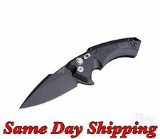 Hogue Grips X5 Folding Knife Cpm154 / Black Plain Folder Spear Point 3.5″ Alu.