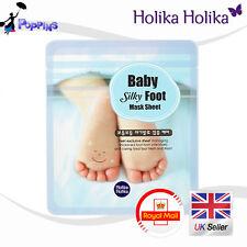 New Genuine Holika Holika Baby Silky Foot (Mask Sheet/ 18ml)