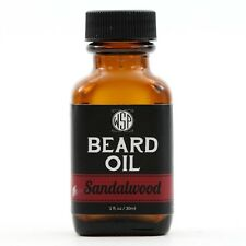 WSP Beard Oil Conditioner (Sandalwood) Natural & Hand Crafted in America