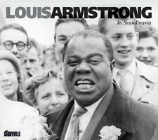 Louis Armstrong - In Scandinavia [New CD] Boxed Set