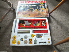 Space Vintage Meccano Construction Toys & Kits (Pre-1980)