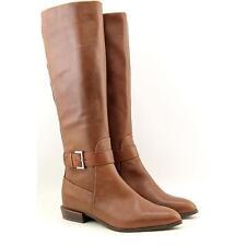 Nine West Diablo Wide Calf Women US 6 Brown Knee High Boot Blemish  19755