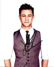 Joseph Gordon Levitt 8x10 Autographed Signed Photo Good Looking and COA