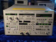 Anritsu MP1764C w/01 12.5 G Error Detector  -  MP1763C/MP1764A/MP1766A/