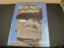 Gérard et Thérèse BAGES: Ile de Pâques, Galapagos. Envoi