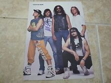 Faith No More Billy G Signed Autographed 8X11 Magazine Page Photo PSA Guaranteed