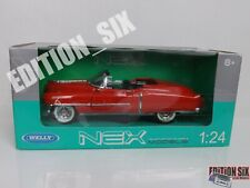 Welly 1:24 1953 CADILLAC ELDORADO Classic american car New boxed red
