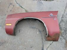 1975-1980 CHEVY MONZA USED STEEL FENDER (LEFT) FF03