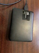WD 3TB My Passport Ultra Portable External Hard Drive USB 3.0 WDBBKD0030BBK-NESN