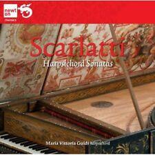 Maria Vittoria Guidi, D. Scarlatti - Harpsichord Sonatas [New CD]