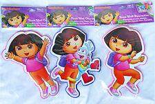 3D Dora the Explorer Foam Wall DecorationS - Set of 3!  NEW!