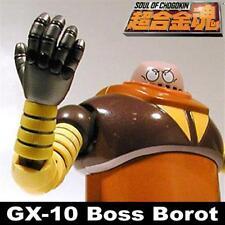 BANDAI SOUL OF CHOGOKIN GX-10 GX10 SOC MAZINGER Z BOSS BOROT FIGURE ES AQ953