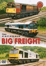 Big Freight 1 - Diesel Railway DVDs - Freight Trains