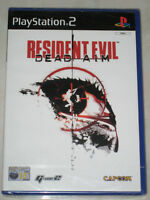 *NEW & FACTORY SEALED* PS2 RARE Game RESIDENT EVIL: DEAD AIM PAL PlayStation 2