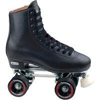 Chicago 805 Black High Top Men's Roller Skates - For Indoor Skating