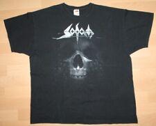 Sodome, Skull Shirt, XXL