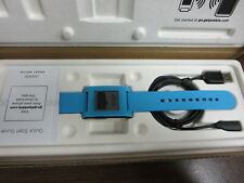 New - Pebble Smartwatch Classic for iPhone Android - Color Blue - 301BU