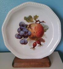 Antique Rosenthal Bavaria Fruit Plate, Pattern R1400 Manufactured 1923-1925, VTG