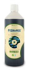 Fertilizante ECOLOGICO Crecimiento Biobizz Fish-Mix 1L