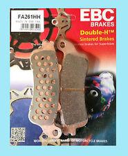 Ebc fa261hh sinterizado Trasero Pastillas De Freno Para Honda Vfr Vfr800 1998 Al 2013